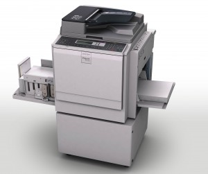 Ricoh DD4450 Duplicator Copier