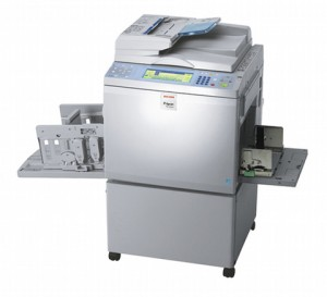 Ricoh DX4640 PD Duplicator Copier
