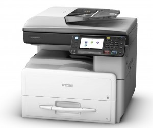 Ricoh MP 301 SPF Copier