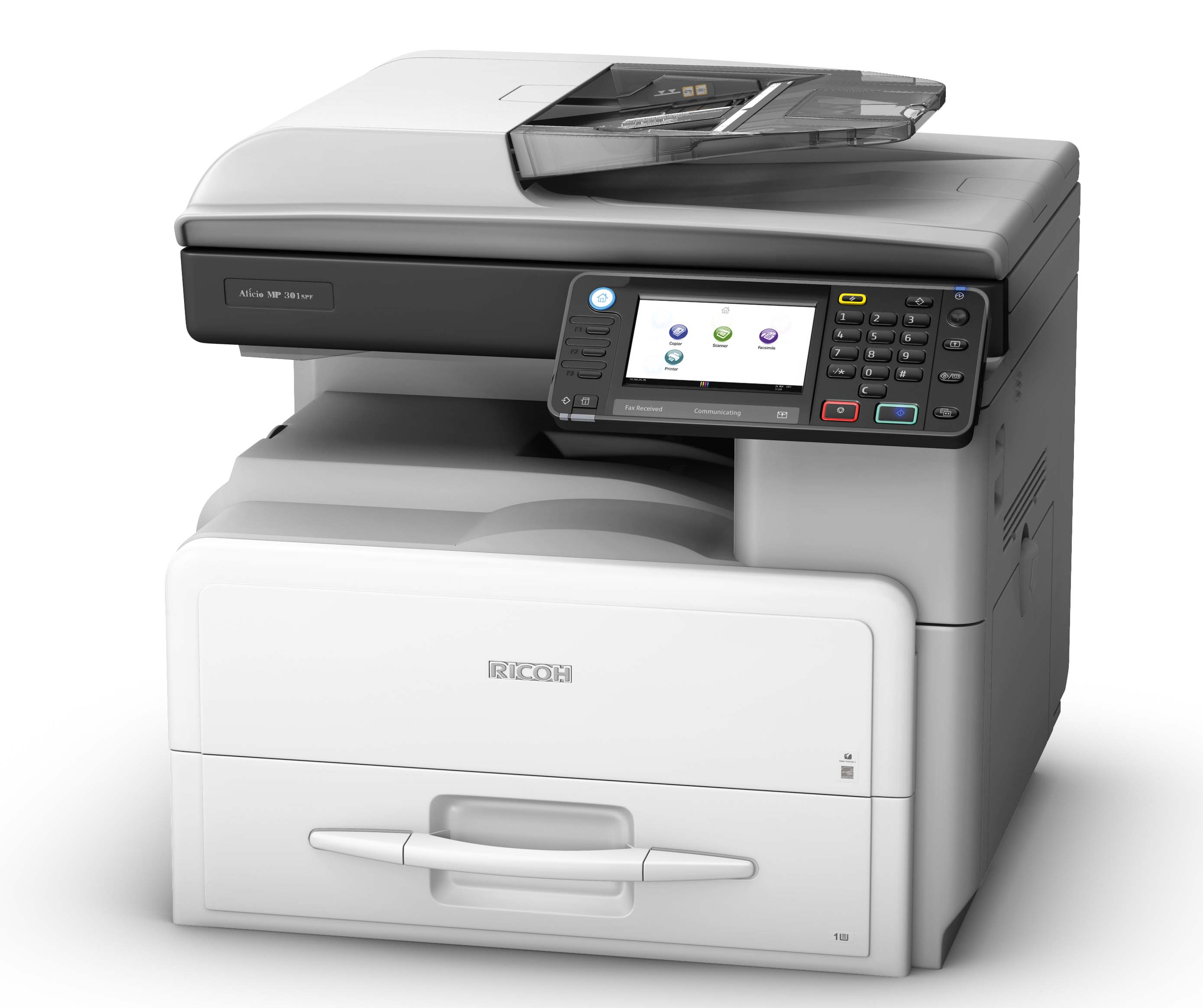 Image result for ricoh mp301