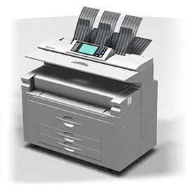 Ricoh MPW5100 | Ricoh MPW7140 Wide Format Copier
