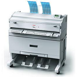Ricoh SPW2470 Wide Format Copier