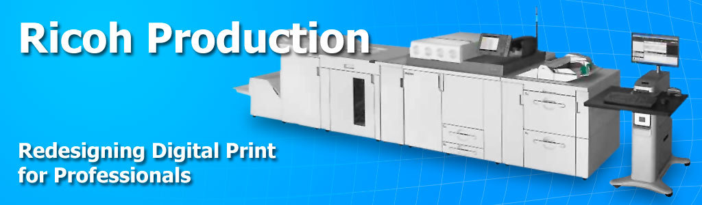 Ricoh Production Copier and Printing
